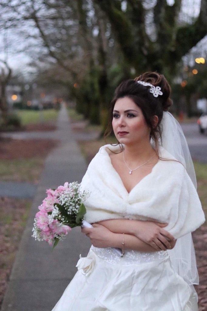wedding, bridal
