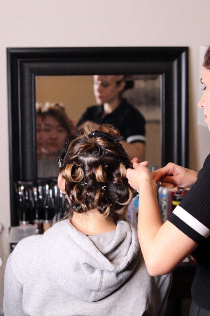 fashion, Modelling, hair, Braiding